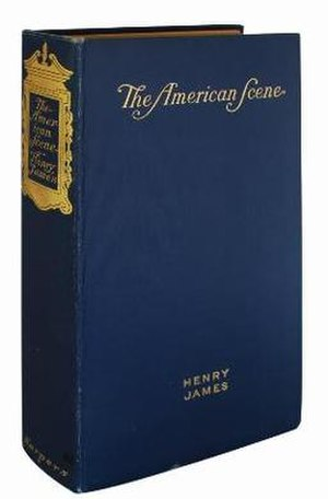 The American Scene - First US edition