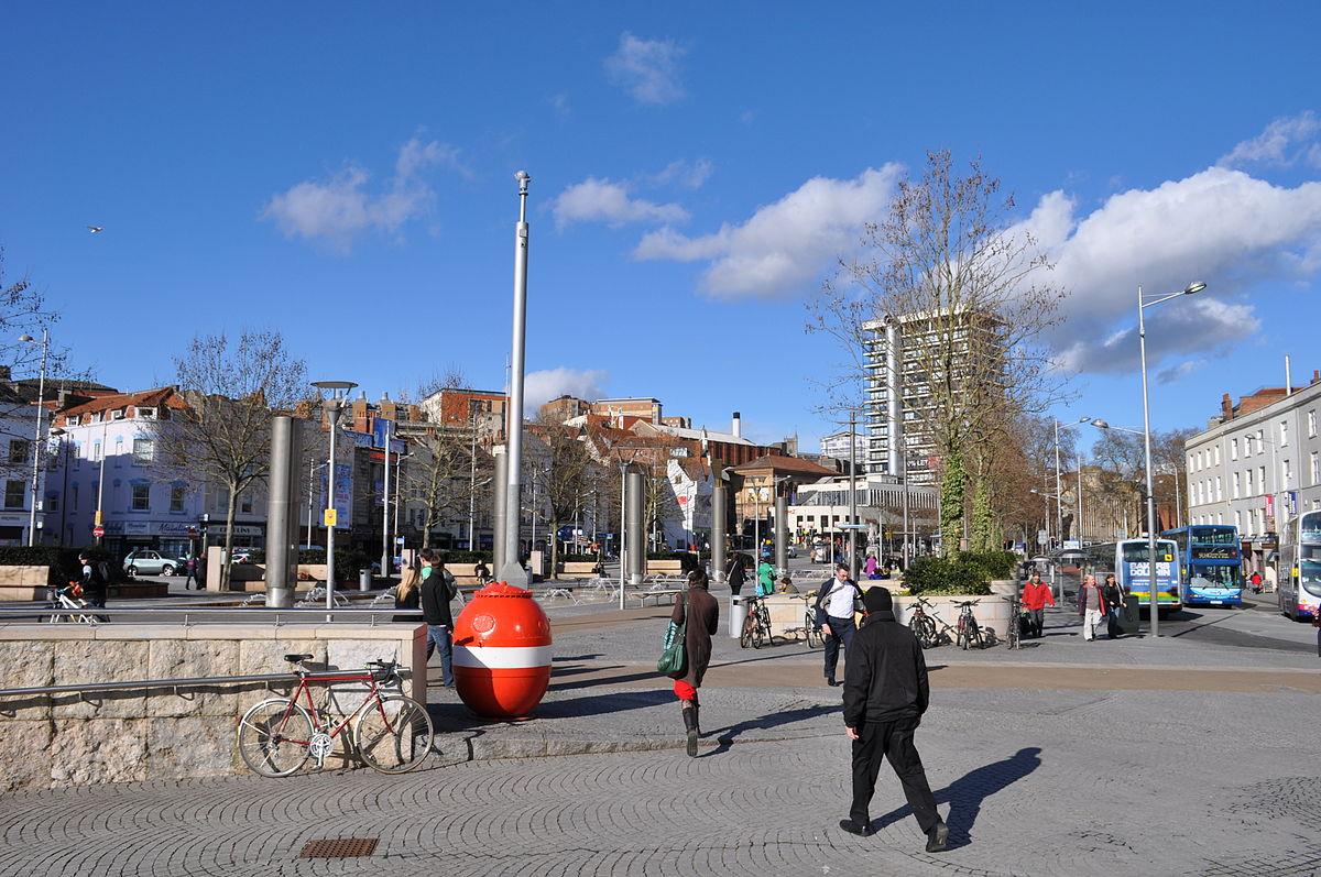 The Centre, Bristol - Wikipedia