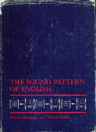 The Sound Pattern of English - First edition (publ. Harper & Row)