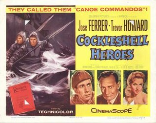 <i>The Cockleshell Heroes</i> 1955 film by José Ferrer