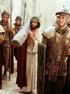 <i>The Day Christ Died</i> 1980 film directed by James Cellan Jones