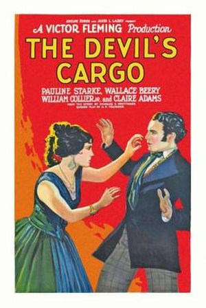 The Devil's Cargo - Poster