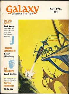 <i>The Last Castle</i> (novella) science fiction novella by Jack Vance