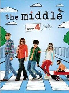 <i>The Middle</i> (season 4) season of television series