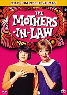<i>The Mothers-in-Law</i> television sitcom
