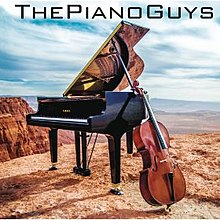 Image result for piano guys album cover