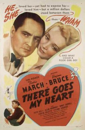 There Goes My Heart (film) - Image: There Goes My Heart Film Poster