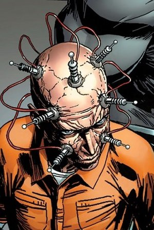 Thinker (DC Comics) - Image: Thinker (DC Comics character The New 52 version)