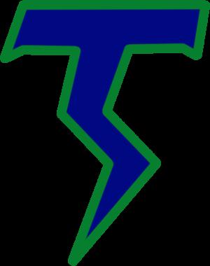 Mountain View High School (Washington) - Image: Thunder T