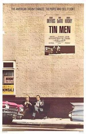 Tin Men - Theatrical release poster