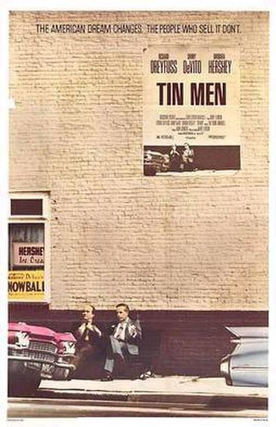 Picture of a movie: Tin Men