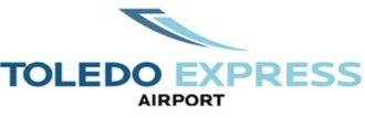 Toledo Express Airport - Image: Toledo Express Airport Logo
