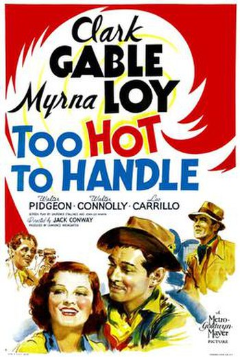 Too Hot to Handle (1938 film)