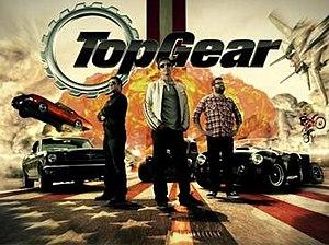 Top Gear (U.S. TV series) - Top Gear title card from season 2