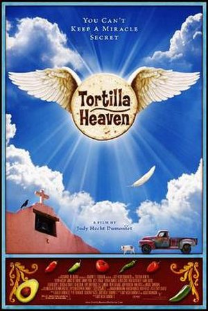 Tortilla Heaven - Theatrical release poster