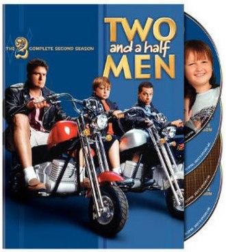 Two and a Half Men (season 2) - Image: Twoandahalfmen 2