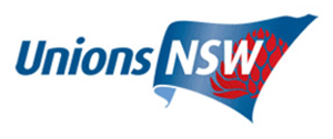 Labor Council of New South Wales - Image: Unions New South Wales Logo