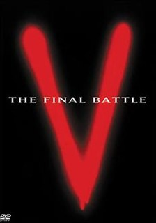 <i>V The Final Battle</i> 1984 TV miniseries: sequel to miniseries a year earlier