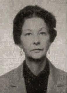 Victoria Garrón de Doryan Vice President of Costa Rica 1986-1990