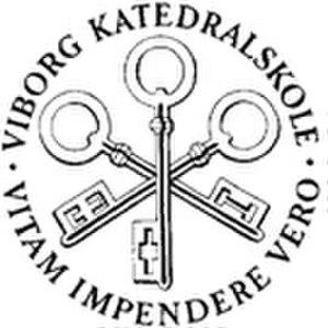 Viborg Katedralskole - Image: Vk Logo