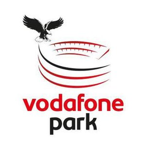 Vodafone Park - Image: Vodafone park logo