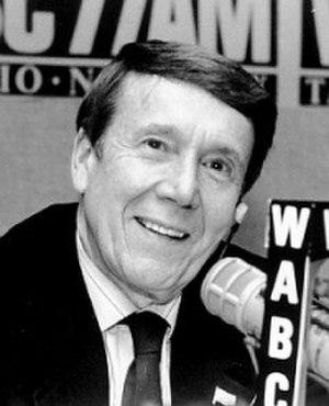 Bob Grant (radio host) - Image: WABC's Bob Grant
