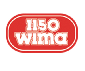WIMA (AM) - former logo