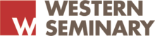 Western Seminary Institutional Logo 2012.png