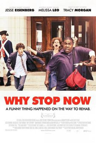Picture of a movie: Why Stop Now?