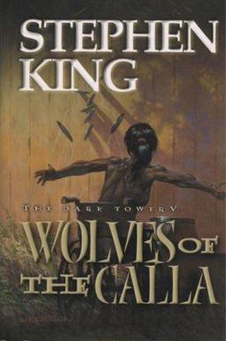 The Dark Tower V: Wolves of the Calla - First edition cover