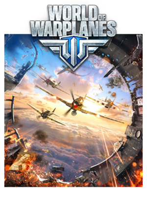 World of Warplanes - World of Warplanes logo