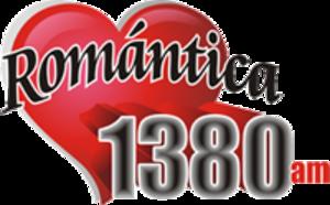XECO-AM - Image: XECO romantica 1380 logo