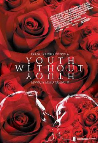 Youth Without Youth (film) - Theatrical release poster