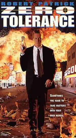 Zero Tolerance (1995 film) - Image: Zero Tolerance poster