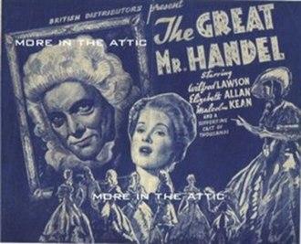 "The Great Mr. Handel - Image: ""The Great Mr. Handel"" (1942)"