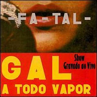 -Fa-Tal- Gal a Todo Vapor - Image: Fa Tal Gal a Todo Vapor