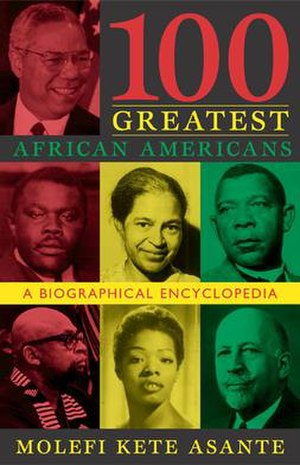 100 Greatest African Americans - Image: 100 Greatest African Americans