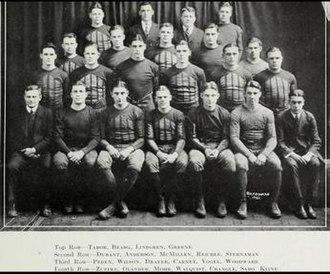 1921 Illinois Fighting Illini football team - Image: 1921 Illinois Fighting Illini football team