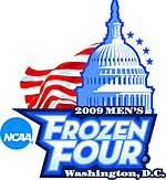 2009 Frozen Four logo
