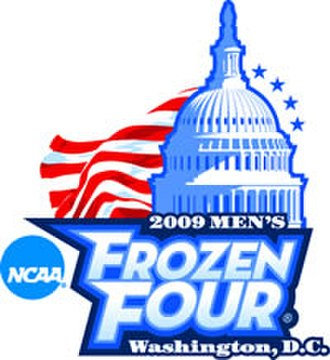 2009 NCAA Division I Men's Ice Hockey Tournament - 2009 Frozen Four logo