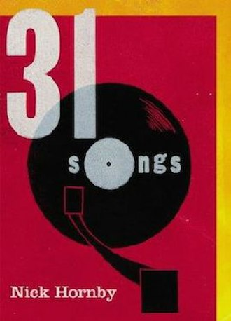 Songbook (Nick Hornby book) - Image: 31 Songs (Nick Hornby book cover art)