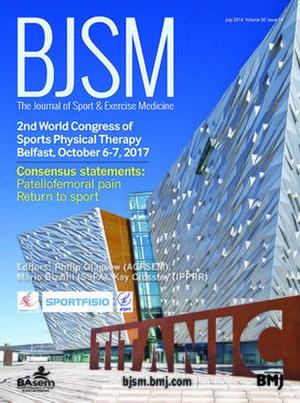 British Journal of Sports Medicine - Image: 50.14 Consensus and Belfast