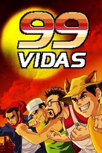 99Vidas - Xbox One box art