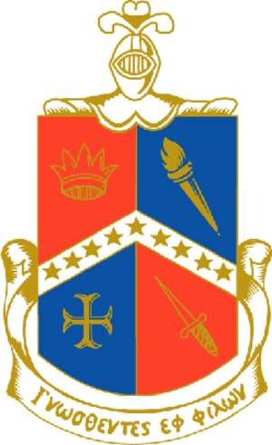 Alpha Delta Gamma - Image: ADG Coat of Arms.1925