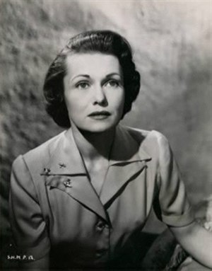 Joyce Heron - in She Shall Have Murder (1950)
