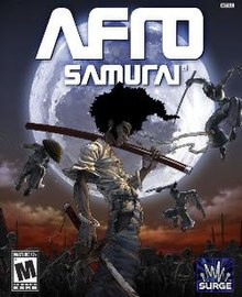 Image result for afro samurai ps3