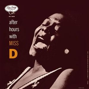 "After Hours with Miss ""D"" - Image: After Hours with Miss D"