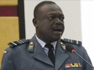 Perrance Shiri Zimbabwean air officer