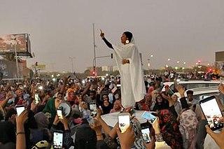 Alaa Salah Sudanese student and activist