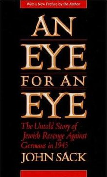 An Eye For An Eye (book cover) by John Sack (1993).jpg